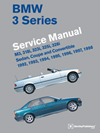 BMW 3 Series (E36)<br/>Service Manual:<br/>1992, 1993, 1994, 1995,<br/>1996, 1997, 1998