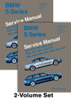 BMW 5 Series (E60, E61)<br/>Service Manual:<br/>2004, 2005, 2006, 2007,<br/>2008, 2009, 2010
