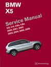 BMW X5 (E53)<br/>Service Manual:<br>2000, 2001, 2002, 2003,<br/>2004, 2005, 2006