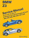 BMW Z3 Service Manual:<br/>1996, 1997, 1998, 1999,<br/>2000, 2001, 2002