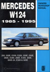 Mercedes W124 Owners Workshop Manual: 1985-1995