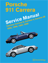 Porsche 911 Carrera<br/>(Type 993) Service Manual:<br/>1995, 1996, 1997, 1998