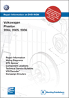 Volkswagen Phaeton<br>2004, 2005, 2006<br>Repair Manual on DVD-ROM
