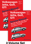 Volkswagen Jetta, Golf, GTI (A4)<br/>Service Manual: 1999, 2000, 2001,<br/>2002, 2003, 2004, 2005