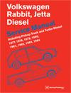 Volkswagen Rabbit, Jetta (A1)<br/>Diesel Service Manual:<br/>1977, 1978, 1979, 1980,<br/>1981, 1982, 1984, 1984