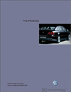 Volkswagen Phaeton<br />Technical Service Training<br />Self-Study Program