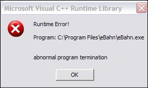Решение проблемы в samp microsoft visual c runtime library но! . Это всего