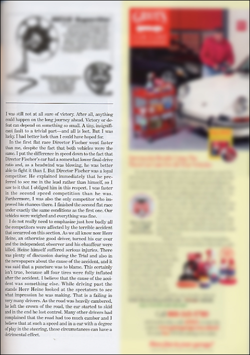 Porsche Panorama - July 2008 - excerpt page 7