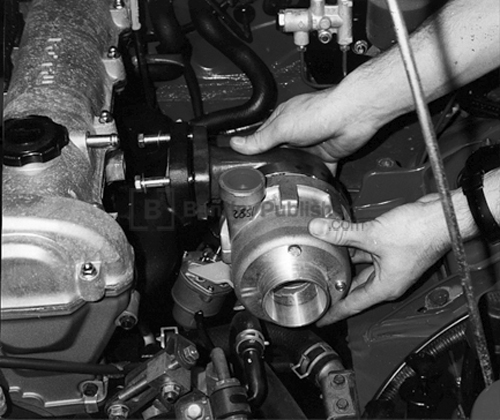 Fig. 18-13. Chapter 18: Installing a Turbo Kit