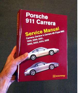 Porsche 996 Service Manual Where Can I Find One